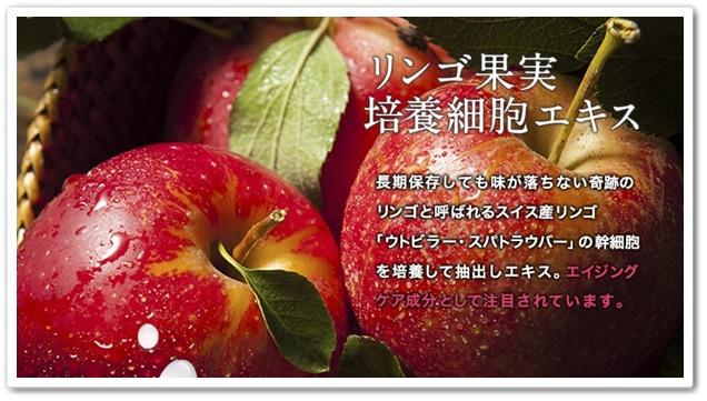 ナノクリア 口コミ 効果 FABIUS(ファビウス)ラメラ ブースター オールインワン化粧品 なのくりあ お試し 成分 リンゴ